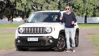 TN Autos Programa 146 | Mini Test Jeep Renegade AT