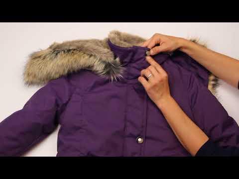 Зимняя куртка-парка для девочек-подростков Kerry, арт. K18671