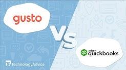 Gusto vs. QuickBooks Payroll
