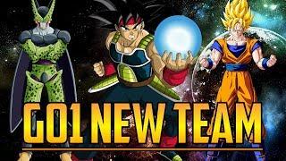 DBFZ ▰ GO1's New Team Vs Waka1  【Dragon Ball FighterZ】