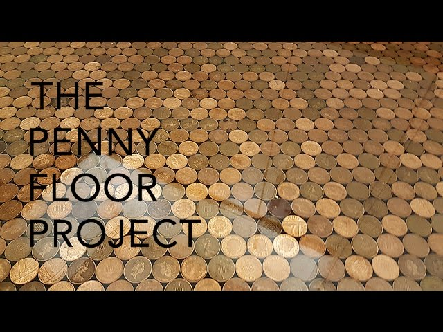 ¡Un trabajo increíble! Cubre con 27.000 monedas el suelo de su cocina para reformarlo