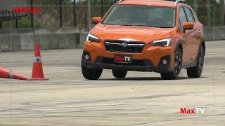 Test Drive : All New Subaru XV 2.0i-P 2018 (Ep.3) By MaxTV / 16 JUNE 2018