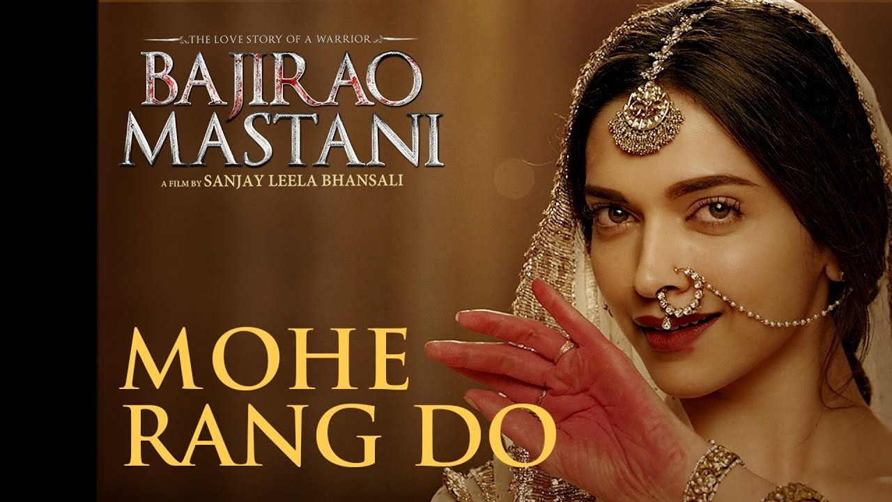 Deewani Mastani Video Song Download In Tamil Mohe Rang Do Laal In Tamil Official Video Song Bajirao Mastani