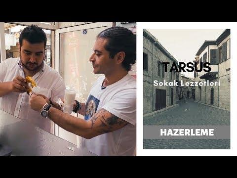 Efsane İkili Geri Döndü! Türev'le Tarsus'un Müthiş Sokak Lezzetlerinin Peşindeyiz!
