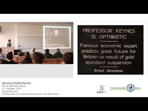 Post-Keynesianismus (Eine sehr kurze Einführung) - Prof. Dirk Ehnts @FU-Berlin