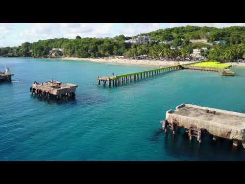 Crash Boat Beach, Puerto Rico (4K)