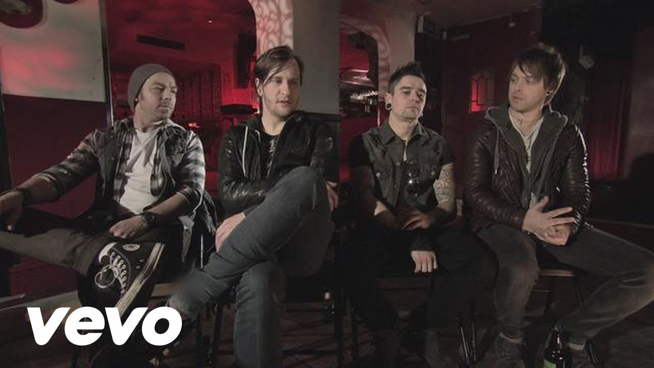 Bullet For My Valentine Temper Temper Interview Part 1 Youtube