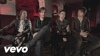 Bullet For My Valentine - Temper Temper Interview Part 1