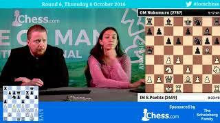 2016 Chess.com Isle of Man Tournament (Douglas) Round 6, Part 2