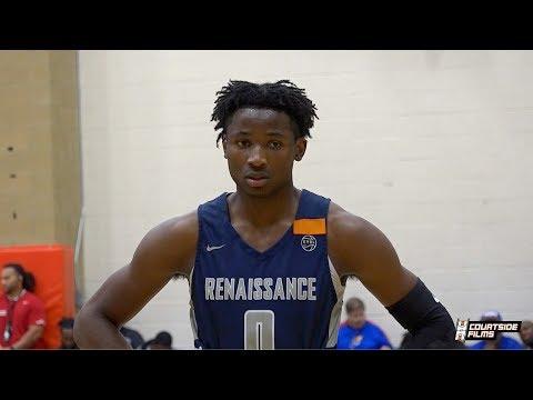 NCAA Basketball Recruiting: Top 2021 prospect Jonathan Kuminga grabs Duke offer