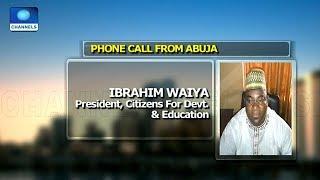'Stop 'Witch-Hunting' Emir Of Kano', Ibrahim Waiya Tells PCACC
