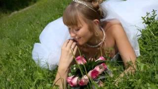 Свадьба дочери 7 августа 2010 г.
