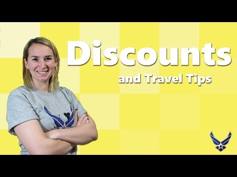 Military Discounts And Travel Tips For Military Families