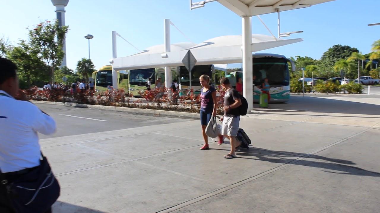Cancun Abflug