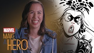 The Power of Fire | Marvel Make Me a Hero
