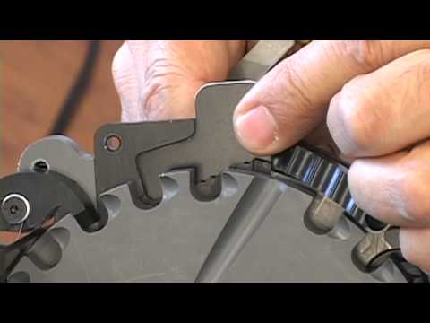 Mr.Bulletfeeder® by Double-Alpha - Adjusting the collator nose guide