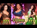 HIGHEST PAID AND POPULAR ITEM GIRLS IN BOLLYWOOD