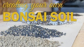 Bonsai Soil Basics