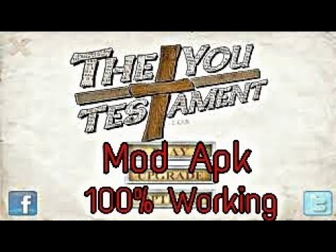 The You Testament Mod Apk 100% Working Download Now!!!