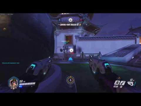 Overwatch: How to Reinhardt Trick Jump