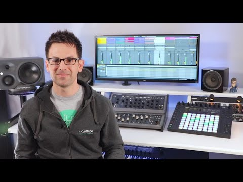 Console 1 & Ableton Live: Getting Started with Console 1 Fader – Softube