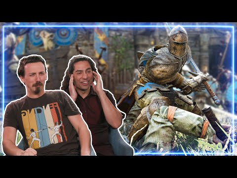 Fencers REACT to For Honor | Experts React