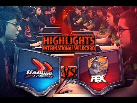 KaBuM! e-Sports vs PEX Gaming - Highlights International WildCard