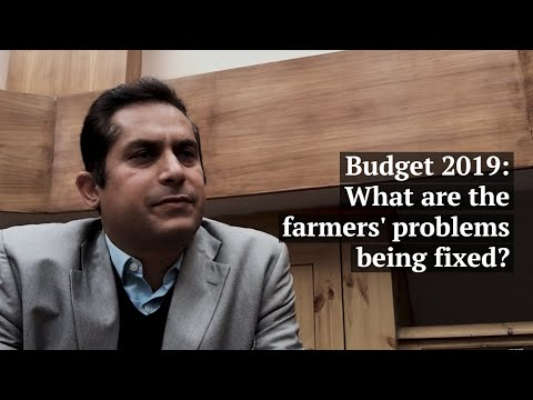 Budget 2019: What has the Modi government done to solve farmers
