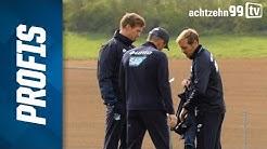 """Die Co-Trainer der TSG - """"Ein guter Draht zur Mannschaft ist wichtig"""""""