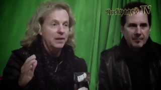 Night Ranger Interview (Brad Gillis, Jack Blades, Kelly Keagy)
