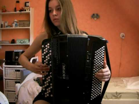La Valse d'Amélie  Poulain. Yann Tiersen. Accordéon.
