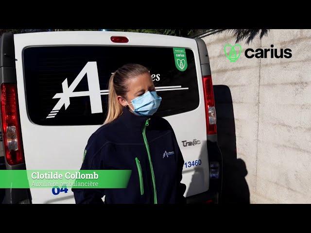 Ils nous parlent de leur métier : auxiliaire ambulancier
