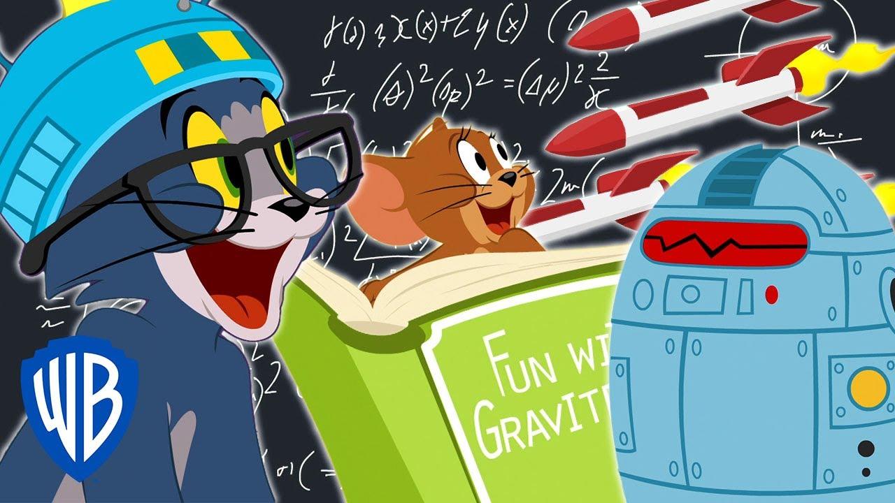 Tom & Jerry   Robo-Cat 🤖  WB Kids