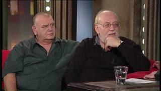 1. Jan a František Nedvědovi - Show Jana Krause 6. 1. 2012