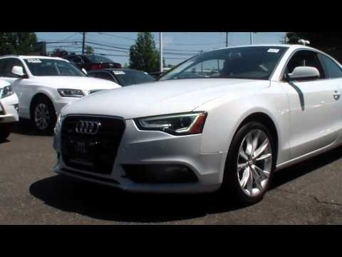 2013 Audi A5 Used Long Island Smithtown Brentwood