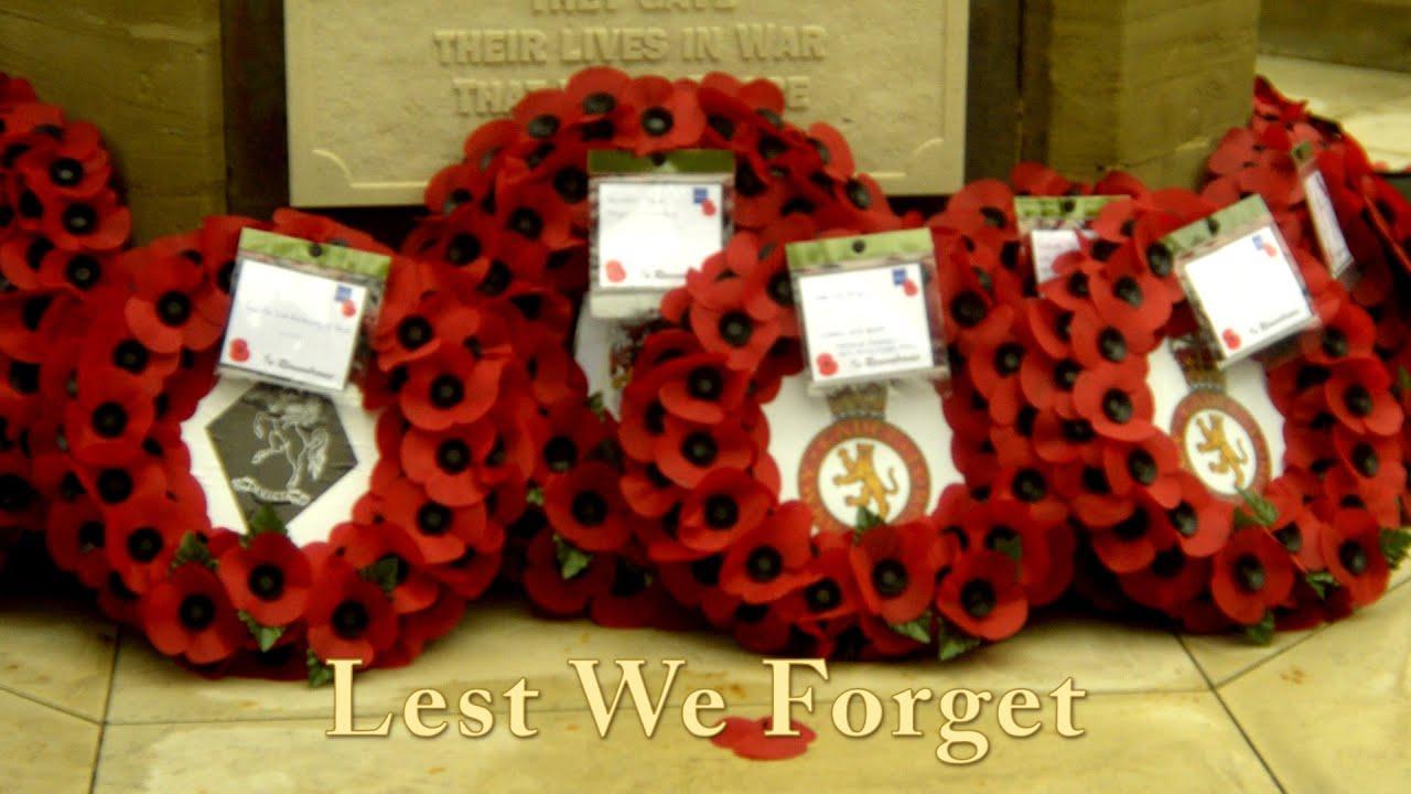 Remembrance Sunday Ashford Kent