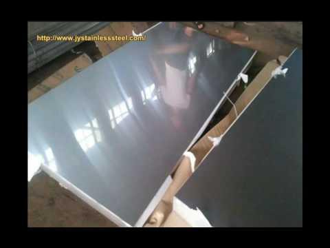 Лист нержавеющий суперзеркало 0.8х1250х2500 AISI 304 EN 10088-2