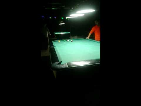 Abeer And Bilal Dubai Snooker Game And Friend