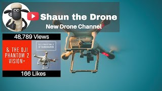 DJI Phantom 3 Standard vs Phantom 2 Vision Plus