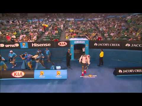 Night 2 highlights - 2014 Australian Open