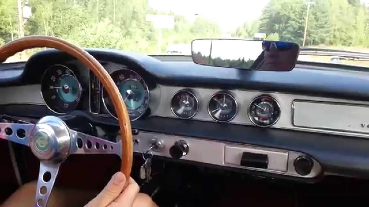 "Volvo P1800 -69 kompressor ""The Saint"" - YouTube"