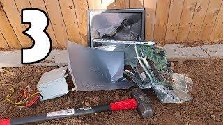 Bored Smashing WEEK - Computer!