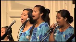 """The Tonga Sisters """"Folofola Mai"""
