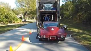 1965 Fuelie Coupe Ship Out Day