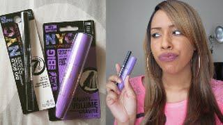 Hit or Miss? | NYC Bold Angel Lash Mascara + Big Bold & Precise Felt Tip Liner | Influenster