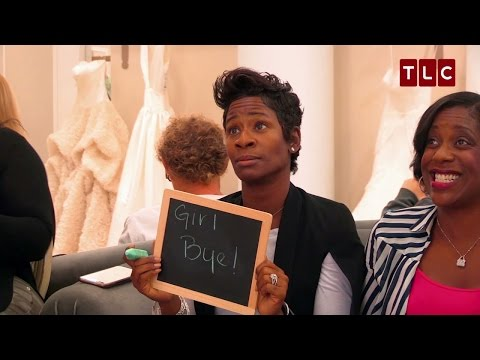 A Ruthless Entourage | Say Yes to the Dress