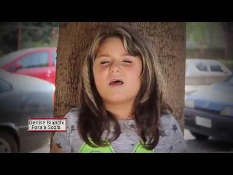 Denise Bianchi - Fora a scola VIDEO UFFICIALE