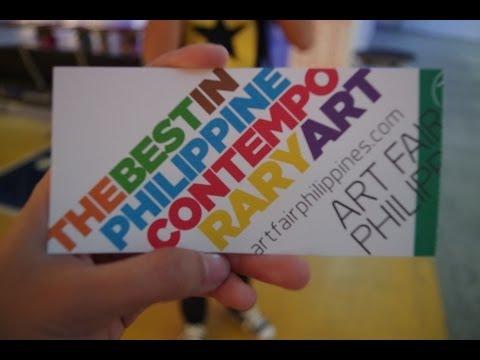 Contemporary Art Fair Philippines 2014