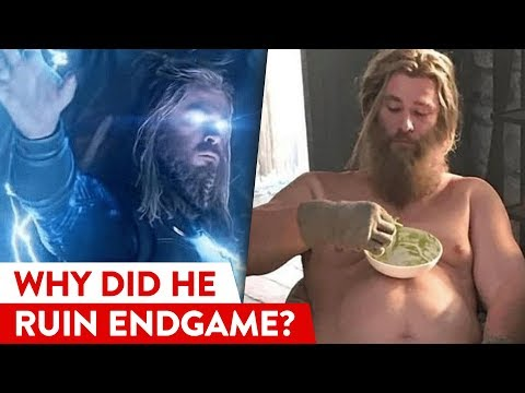 Why Fans Are So Mad About Fat Thor ⭐OSSA