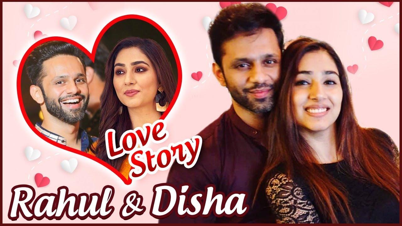Download Rahul Vaidya & Disha Parmar LOVE STORY | First Meet, Proposal In Bigg Boss 14 & More